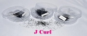 Combo Lot J Curl Polished Individual Loose Lashes