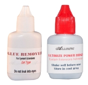 ALLURING Ultimate Power Bond Adhesive 10ml + Gel Remover Combo