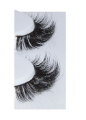100% Siberian Real Mink Strip Lashes E20