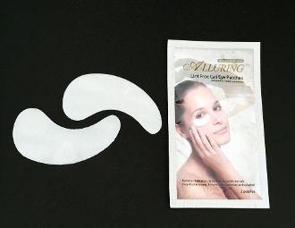 *Thinner - Alluring Eye Pad Patch lint free x 10 Crescent Shape